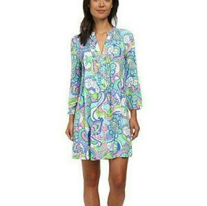 Lilly Pulitzer Sarasota Multi Conch Rep dress